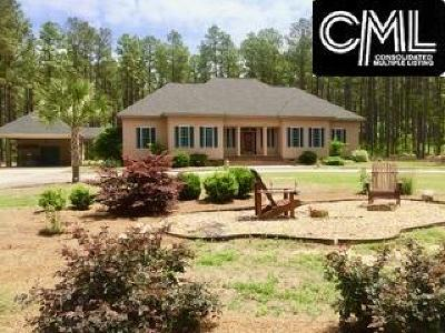 Ridge Spring Single Family Home For Sale: 587 Engineer