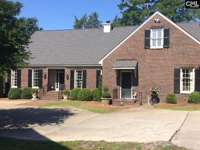 Lexington County, Richland County Single Family Home For Sale: 22 Millpond