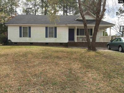 Columbia SC Single Family Home For Sale: $102,900
