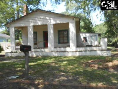 Cayce, Springdale, West Columbia Single Family Home For Sale: 616 Augusta