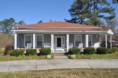 NEWBERRY Single Family Home For Sale: 2611 Myrtle