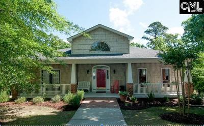Wateree Hills, Lake Wateree Single Family Home For Sale: 1203 Woodside