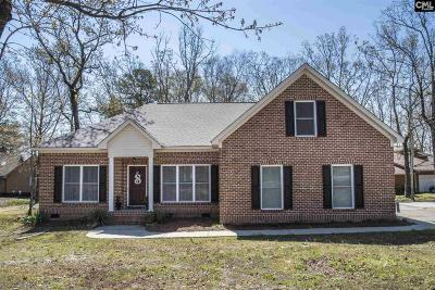 Lexington County, Newberry County, Richland County, Saluda County Single Family Home For Sale: 139 Lake Point