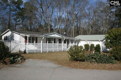 Lexington County, Newberry County, Richland County, Saluda County Single Family Home For Sale: 57 Sandy Beach