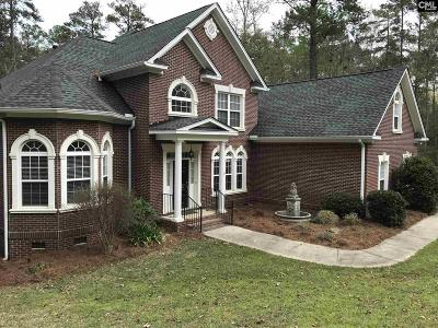 Lexington County, Newberry County, Richland County, Saluda County Single Family Home For Sale: 412 Lookover Pointe