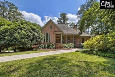 Columbia SC Single Family Home For Sale: $624,900