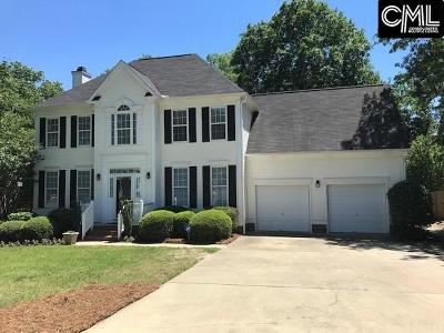 Blythewood Single Family Home For Sale: 217 Plantation Parkway