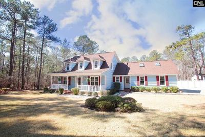 Lexington County, Richland County Single Family Home For Sale: 517 Mt Elon Church