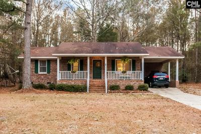 Bishopville Single Family Home For Sale: 96 Dogwood Springs