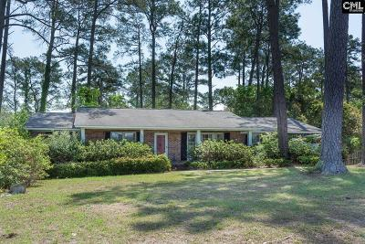 Forest Acres Single Family Home For Sale: 2924 Willingham