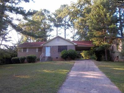 Lexington County, Richland County Single Family Home For Sale: 417 Saddletrail