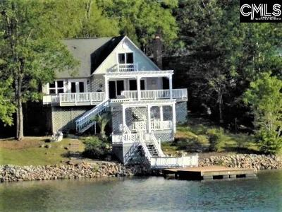 Wateree Hills, Lake Wateree Single Family Home For Sale: 84 Colonels Creek