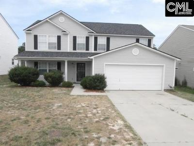 Columbia Single Family Home For Sale: 328 Fox Trot