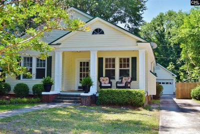 Earlewood Single Family Home For Sale: 3107 Lincoln