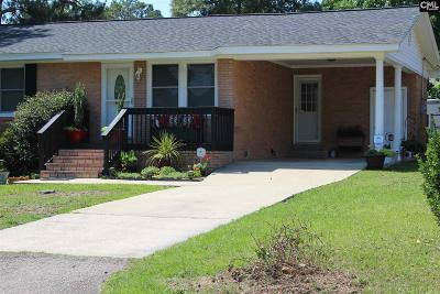 Columbia SC Single Family Home For Sale: $108,900
