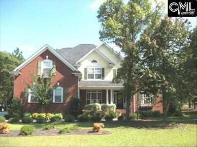 Blythewood Single Family Home For Sale: 114 Brookhaven