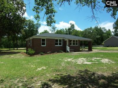 Lugoff Single Family Home For Sale: 877 Medfield #LOT B