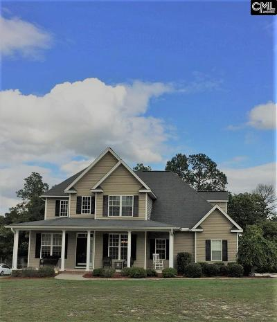 Lugoff Single Family Home For Sale: 38 Brays