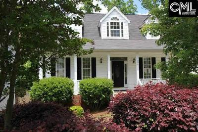 Irmo Single Family Home For Sale: 204 Hunting View
