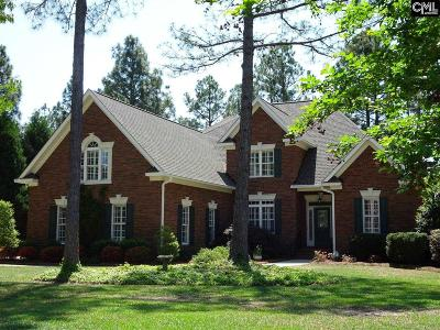 Crickentree Single Family Home For Sale: 110 Brookhaven