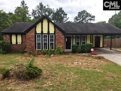 Cayce, Springdale, West Columbia Single Family Home For Sale: 1214 Hazel