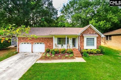 Columbia Single Family Home For Sale: 223 Spartan