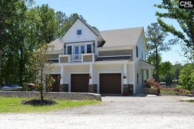 Wateree Hills, Lake Wateree Single Family Home For Sale: 1957 Boxelder