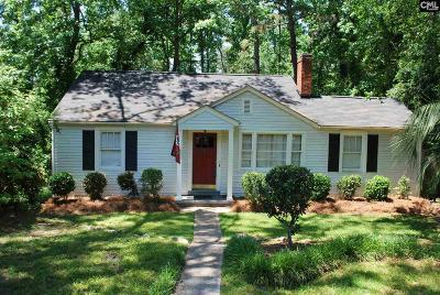 Columbia Single Family Home For Sale: 221 Partridge