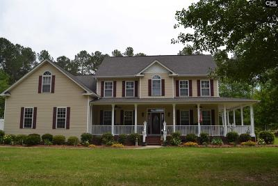 Leesville Single Family Home For Sale: 231 Little Creek