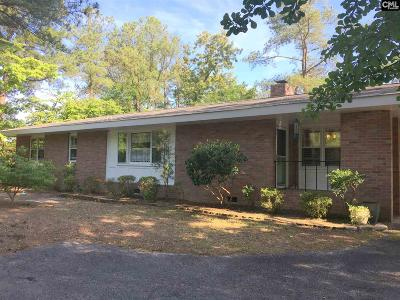 Forest Acres Single Family Home For Sale: 3708 Beverly