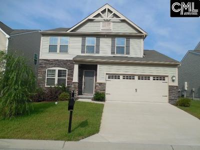 Single Family Home For Sale: 112 Luna