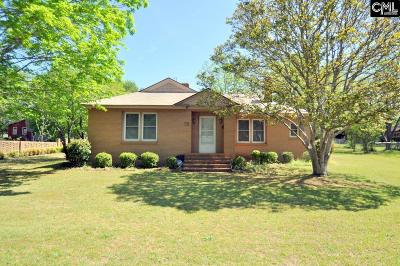 Newberry Single Family Home For Sale: 72 Nance