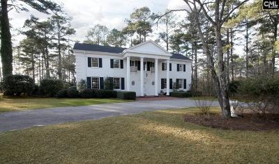 Camden Single Family Home For Sale: 2411 Springdale