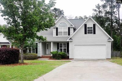 Blythewood Single Family Home For Sale: 309 Lower Glen