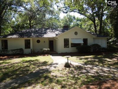 Camden Single Family Home For Sale: 1718 Lakeview