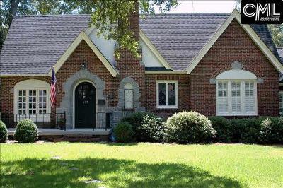 Camden Single Family Home For Sale: 417 Hampton