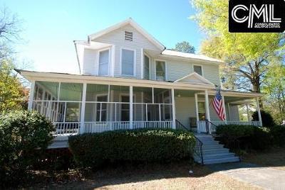 Prosperity Single Family Home For Sale: 206 Elm