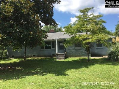 Saluda Gardens Single Family Home For Sale: 1023 Seminole