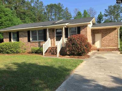 Bishopville Single Family Home For Sale: 4250 Camden Hwy