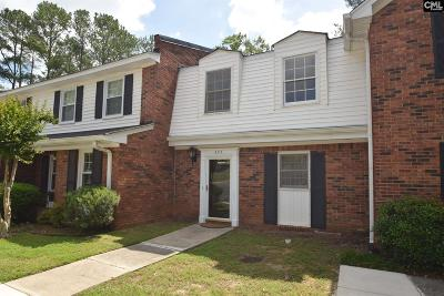 Lexington County, Richland County Townhouse For Sale: 205 Rutledge