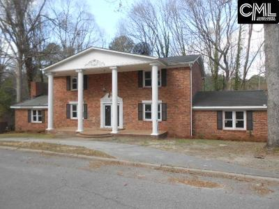 Lexington County, Richland County Single Family Home For Sale: 1517 N Woodstream