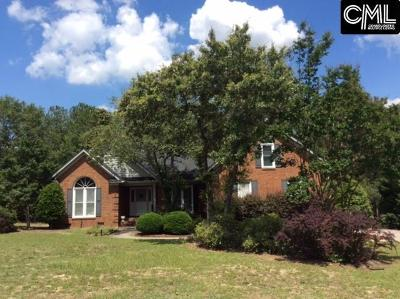 Blythewood Single Family Home For Sale: 2 West Wessex