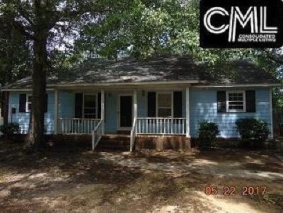 Irmo Single Family Home For Sale: 412 Lord Howe