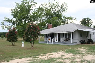 Wagener Single Family Home For Sale: 921 Sand Dam