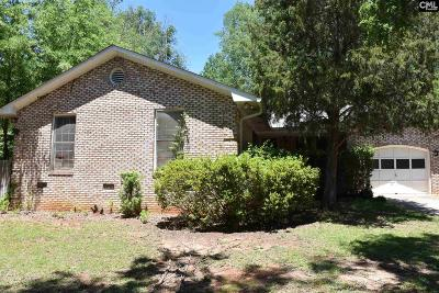 Irmo Single Family Home For Sale: 136 Chapelwhite