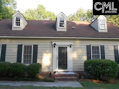 Irmo Single Family Home For Sale: 113 Chadford
