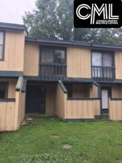 Lexington County, Richland County Townhouse Contingent Sale-Closing: 161 Wood