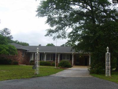 West Columbia Single Family Home For Sale: 1700 Saluda River