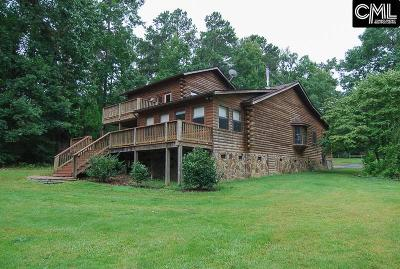 Lexington County, Newberry County, Richland County, Saluda County Single Family Home For Sale: 158 Stillwater