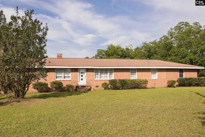 Newberry Single Family Home For Sale: 2102 Pine Hill